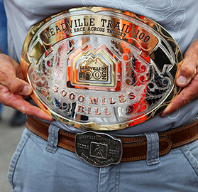 Photo of the Leadville Trail 100 Belt
