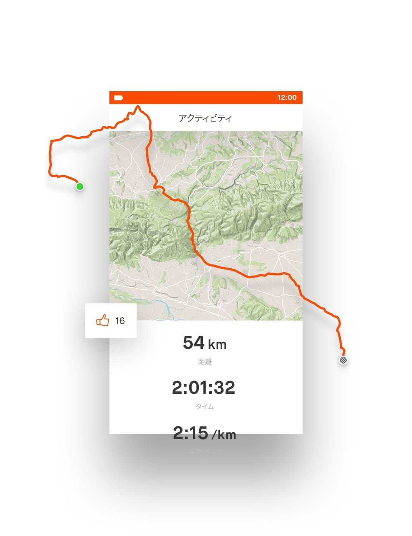 Strava | アスリートのためのソーシャルネットワークでランニングやサイクリングを記録