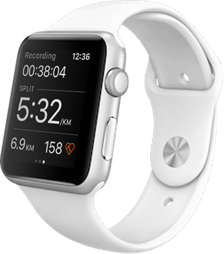 Strava for Apple Watch