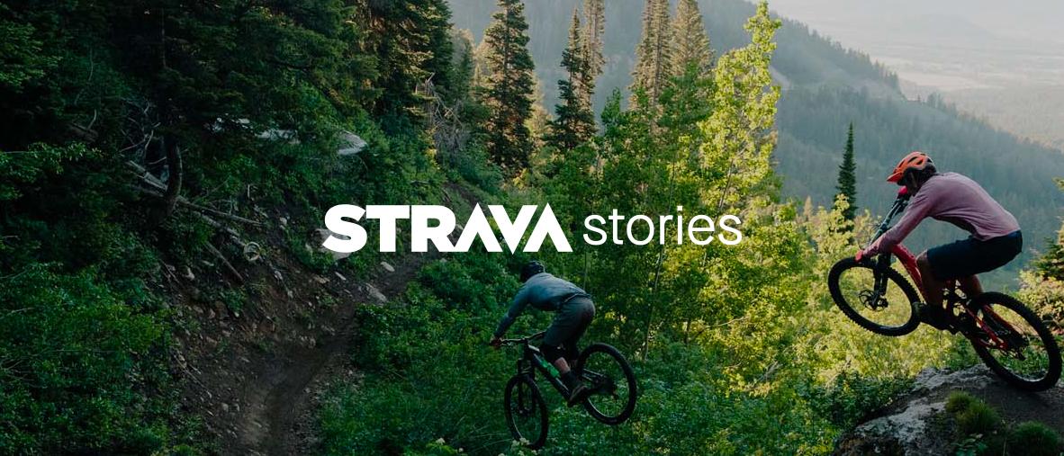 Strava Stories